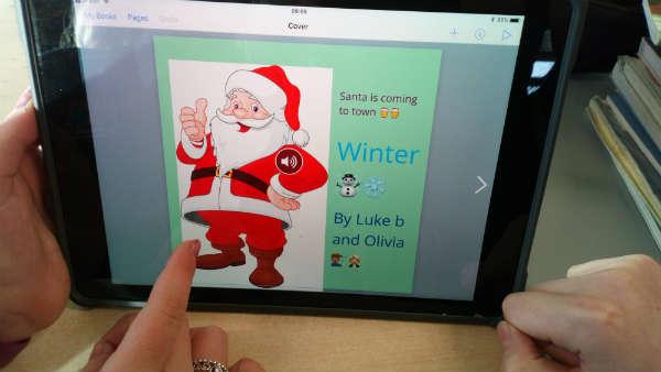 Book Creator - Christmas eBooks